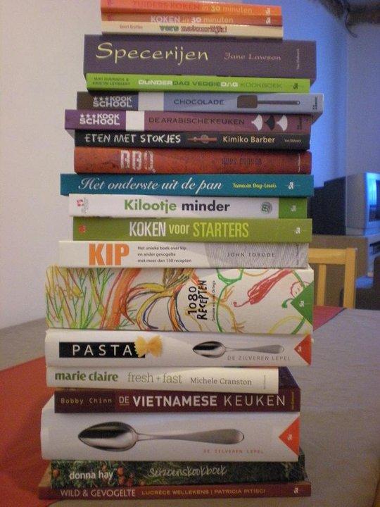 gewonnenkookboeken
