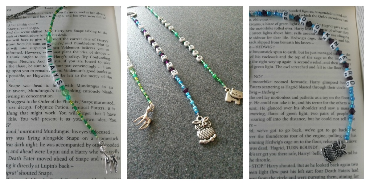 bookmarks-harry-potter