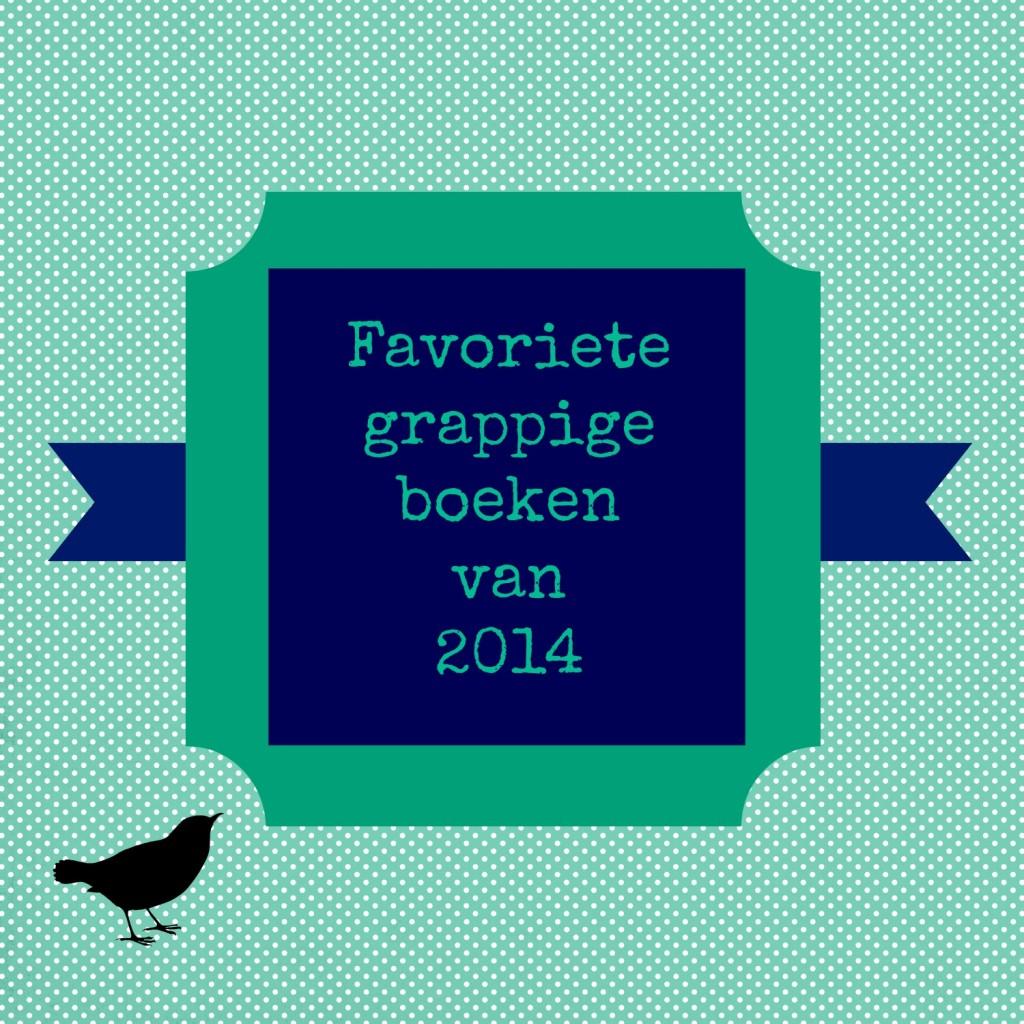 favorietegrappigeboekenvan2014