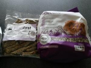 cavia-voeding-selective