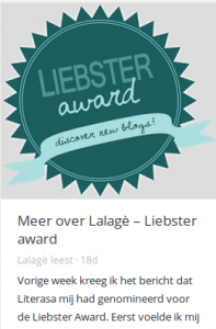 lalageliebsteraward