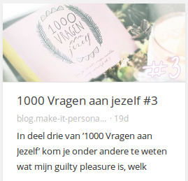 1000vragenaanjezelfbloggerlovin