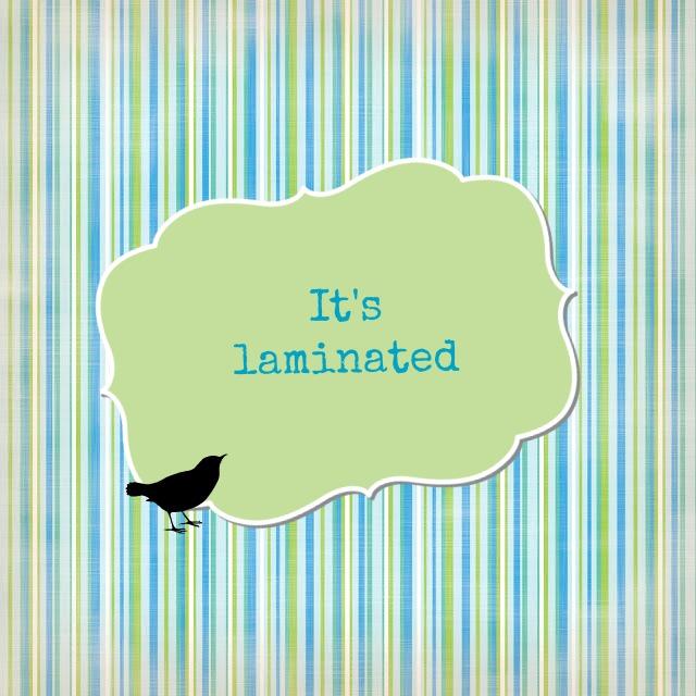 itslaminated