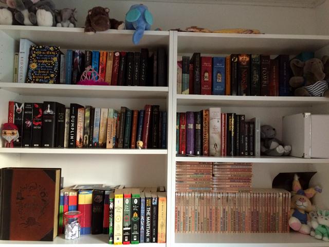 'echte' boekenkasten